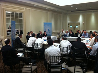 rabbinic conference 2012-11