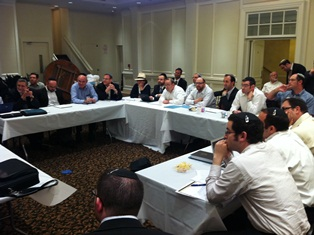 rabbinic conference 2012-12