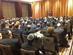 rabbinic conference 2012-2