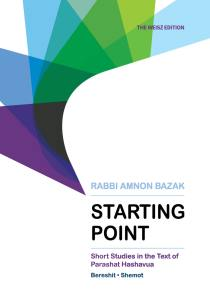 RABazak Starting Point210