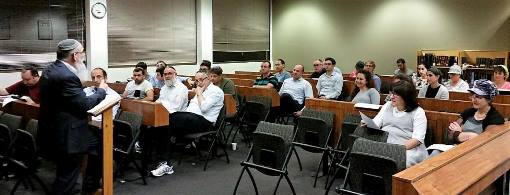RBGigi shiur in Melbourne March2017 web